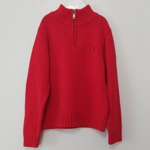NWOT POLO BY RALPH LAUREN Boys Sweater